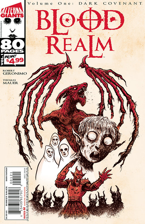 Alterna GIANTS: Blood Realm Vol.1