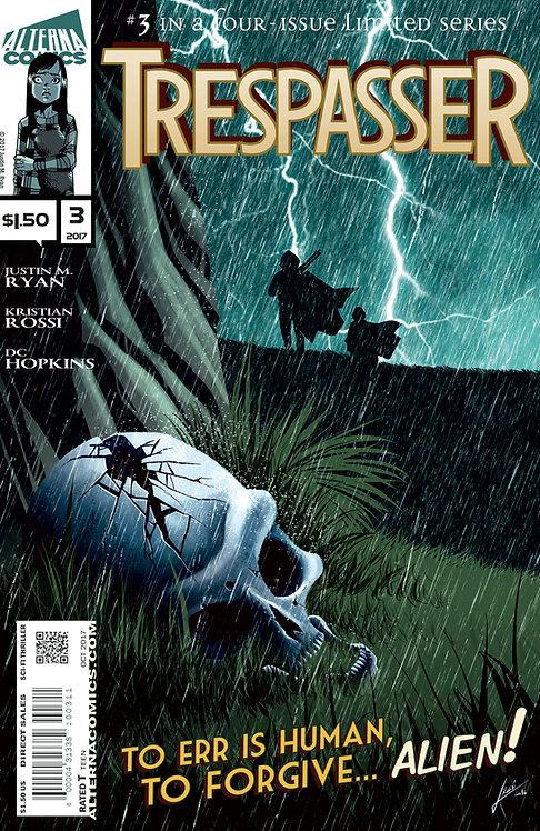 DIGITAL: Trespasser #3 (of 4)