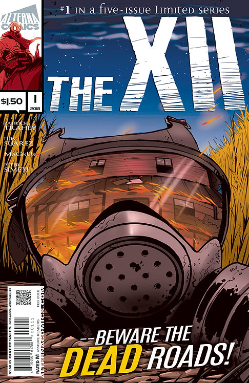 (DINGED & DENTED) The XII #1 (3rd Printing)
