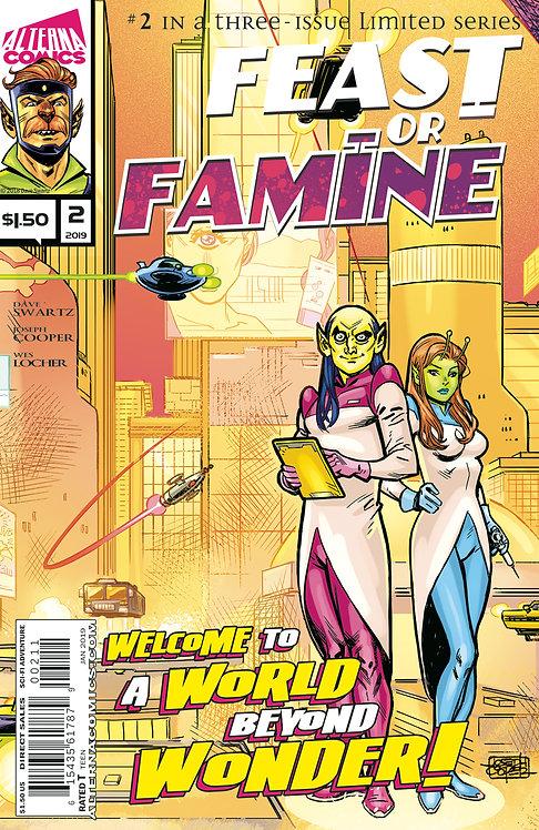 DIGITAL: Feast or Famine #2 (of 3)