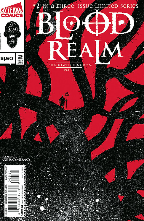 Blood Realm Vol.2 #2 (of 3)