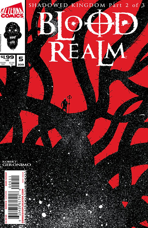 DIGITAL: Blood Realm #5
