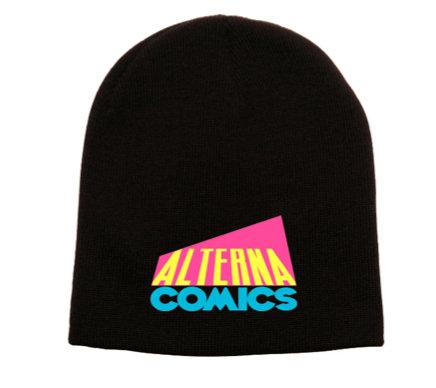 Alterna Comics Retro CMYK Beanie