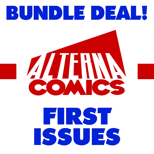 First Issues & GIANTS Bundle