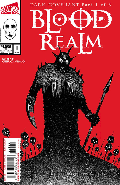 DIGITAL: Blood Realm #1
