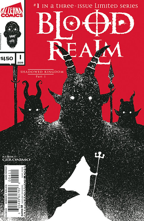 Blood Realm Vol.2 #1 (of 3)