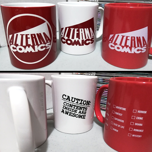 Alterna Comics Mug Set