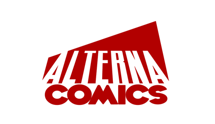 Alterna Comics' Logo