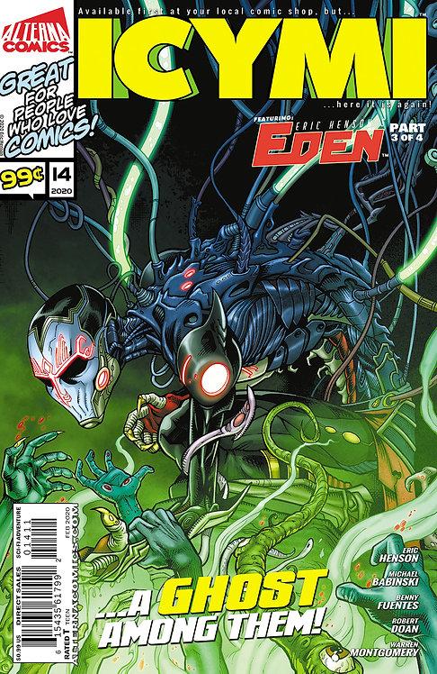 ICYMI #14 (reprints EDEN #3) *FINAL ISSUE*