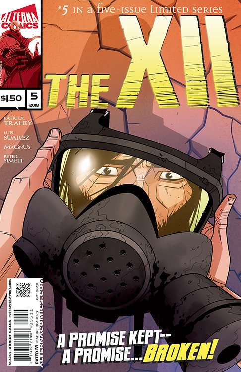 DIGITAL: The XII #5