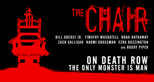 THE CHAIR - Film & Graphic Novel