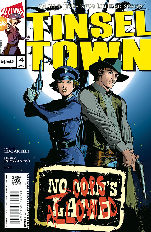 DIGITAL: Tinseltown #4 (of 5)