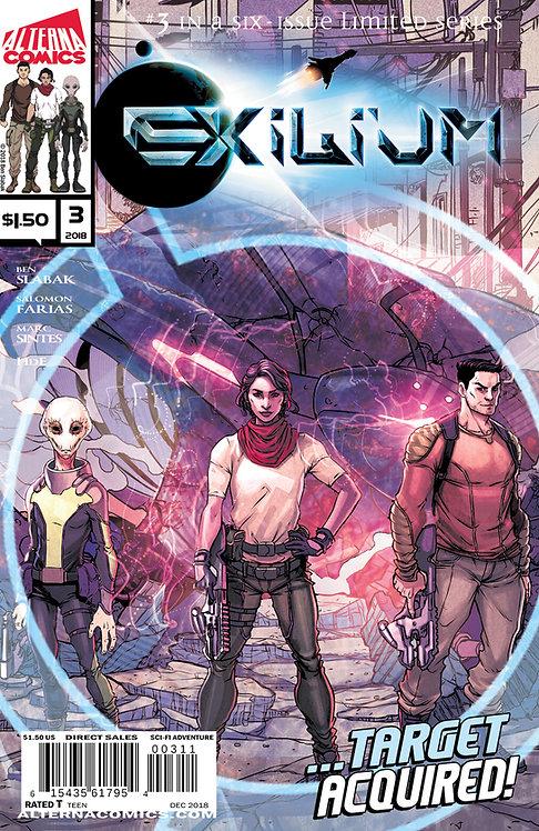 Exilium #3 (of 6)