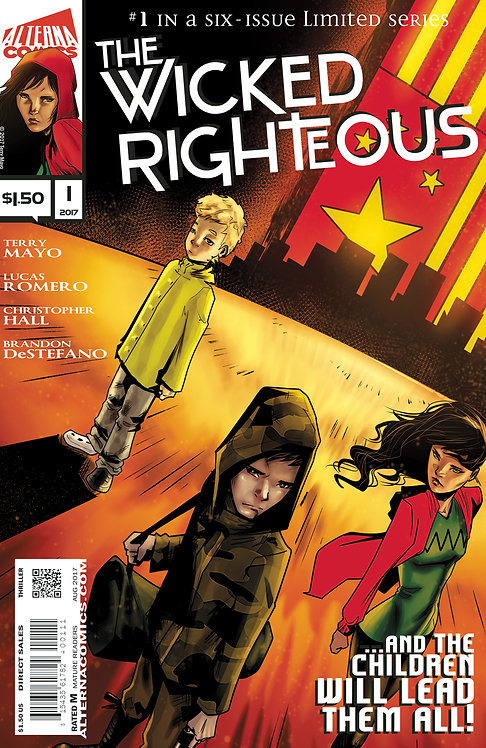 The Wicked Righteous #1 (of 6)