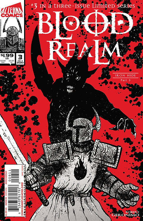 Blood Realm Vol.3 #3 (of 3)