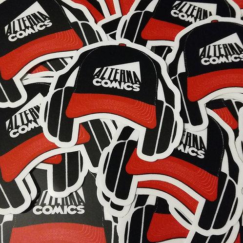Alterna Comics LIVE! Sticker