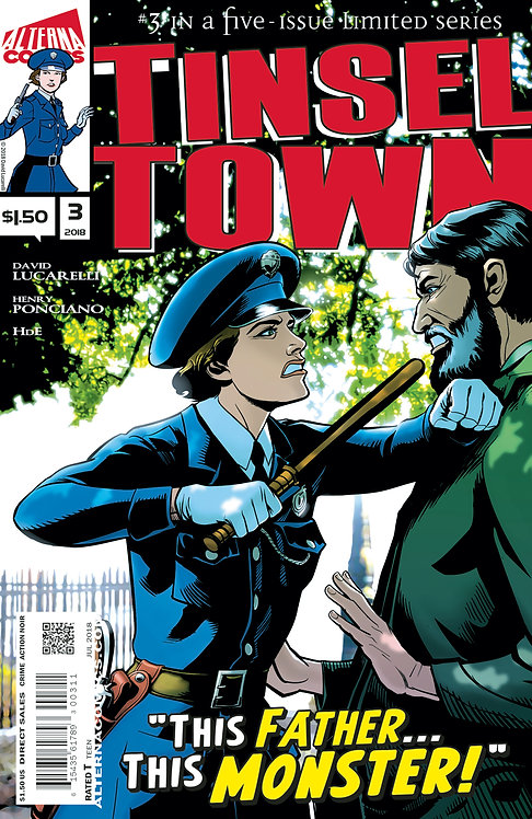 DIGITAL: Tinseltown #3 (of 5)