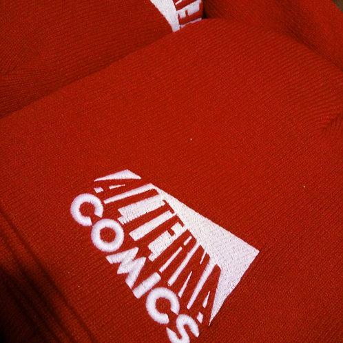 Alterna Comics Red Beanie