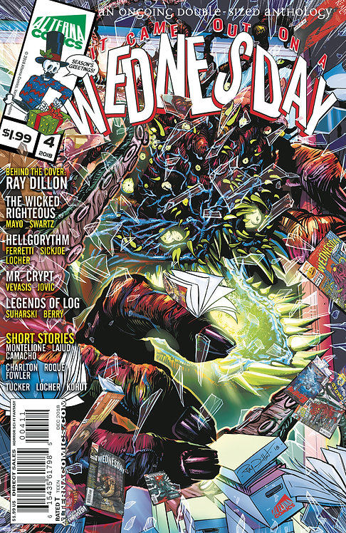 DIGITAL: It Came Out On A Wednesday #4