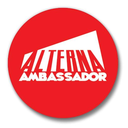 """""""Alterna Ambassador"""" Pin"""