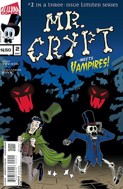 Mr. Crypt #2 (of 3)