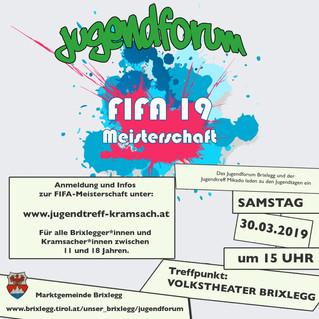 Anmeldung und Infos zur FIFA Meisterschaft