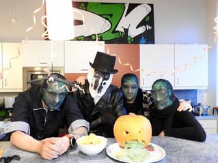 Halloween-Party im JUZ