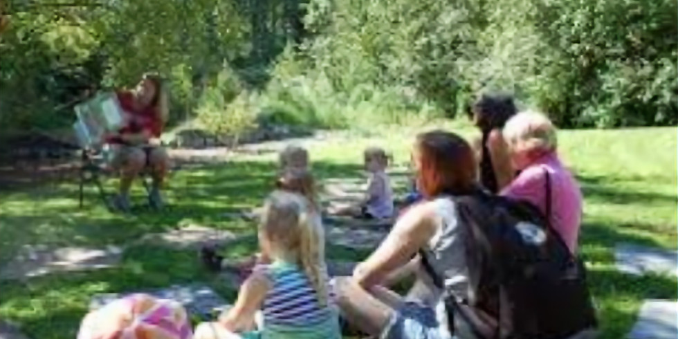 Story Time and Nature Play with Community Library of DeWitt & Jamesville