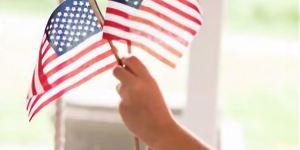 Capture the American Flag