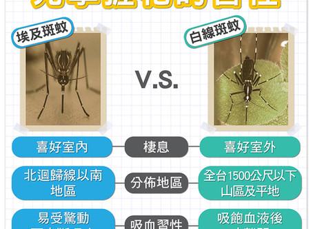 登革熱 - 防蚊篇