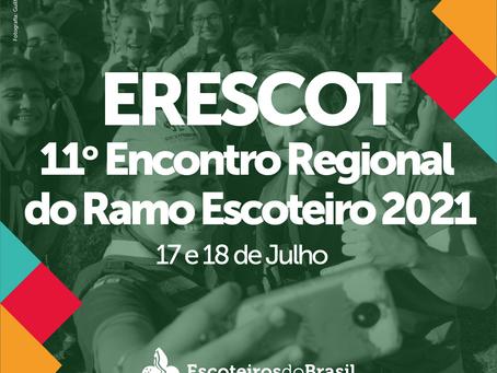 Encontro Regional do Ramo Escoteiro - ERESCOT