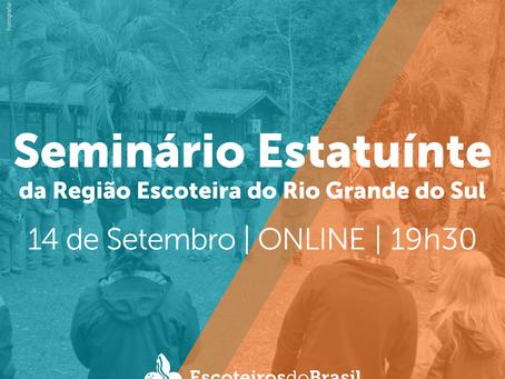 Seminário Estatuinte da Região do Rio Grande do Sul