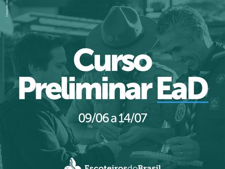 Curso Preliminar EaD - 09/06 a 14/07