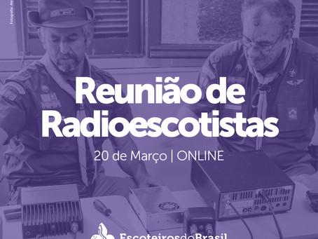 Reunião de Radioescotistas