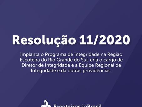 Resolução 11/2020