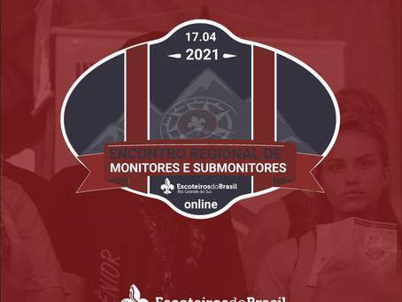 ERMES - Encontro Regional de Monitores e Submonitores do Ramo Sênior
