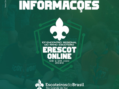 Boletim 3 - 10° ERESCOT Online
