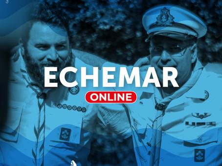 Primeiro ECHEMAR Online
