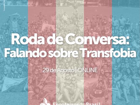 Roda de Conversa: Falando sobre Transfobia