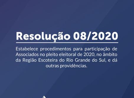 Resolução 08/2020
