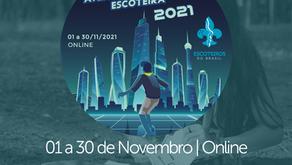 Aventura Regional Escoteira 2021