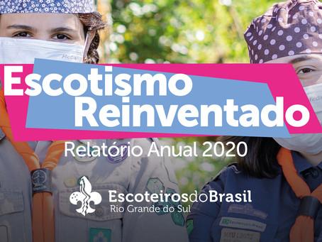 Relatório Anual 2020 - EscoteirosRS