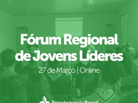 XIII Fórum Regional de Jovens Líderes