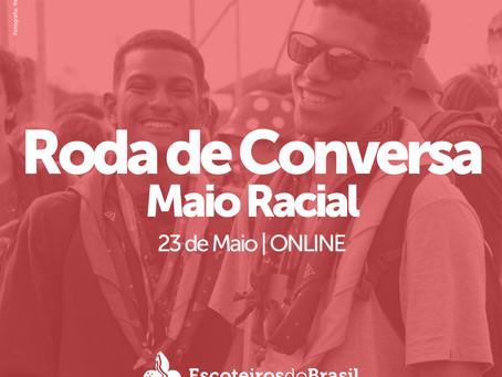 Roda de Conversa: Maio Racial