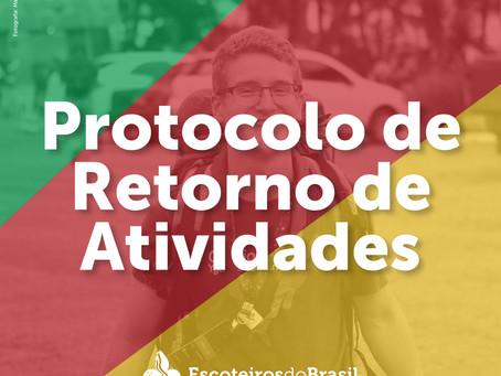 Protocolo Regional de Retorno das Atividades Presenciais