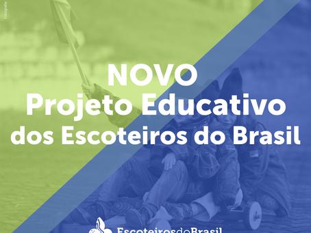 Novo Projeto Educativo dos Escoteiros do Brasil