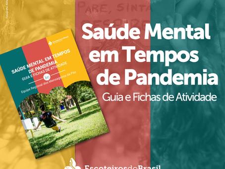 Guia de Saúde Mental em Tempos de Pandemia