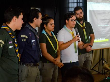 A Rede de Jovens Líderes e o envolvimento juvenil