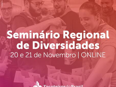 Seminário Regional de Diversidades 2021