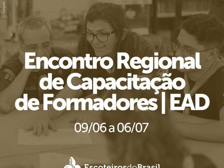 Encontro Regional de Capacitação de Formadores - EAD